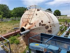 Friesen 3-Ton Bulk Tank