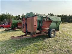 Farm Aid 340 Feeder Wagon
