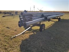 """Tex-Flow 8"""" Irrigation Pipe & Fittings"""