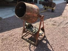 Mortar/Concrete Mixer
