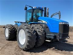 2007 New Holland TJ380 4WD Tractor