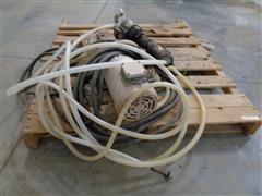 Liquid Fertilizer Piston Pump Injection System