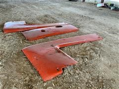 Allis-Chalmers Sheet Metal 3 Pieces