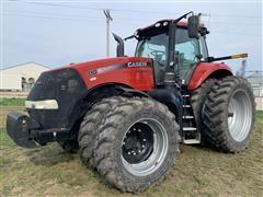 2016 Case IH 310 Magnum MFWD Tractor