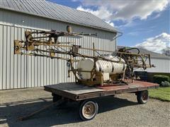 Ag-Chem Agri-Truck 500 Pickup 60' Sprayer Only