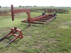 Harvest Hand Gooseneck S/A Wagon