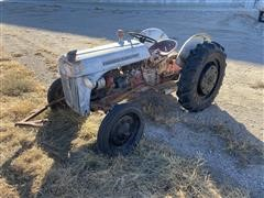 Ford 2N 2WD Tractor (INOPERABLE)