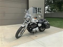 2008 Harley Davidson XL1200L Motorcycle