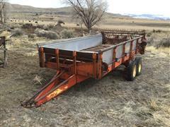 Farmhand T/A Manure Spreader