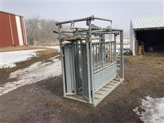 Pearson G 93 Livestock Chute