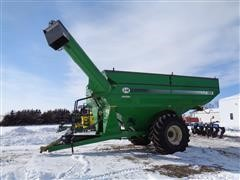 2011 J&M 1150 Grain Storm Grain Cart W/Scale