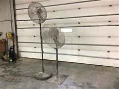 Dayton & Schaeffer Industrial Fans