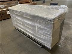 2020 Steelman 7FT-10D-2-01B Work Bench