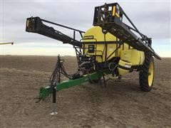 2012 Bestway Field Pro IV 1850 Pull-Type Sprayer 100' Boom