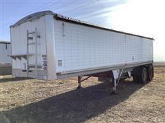 1992 Wilson DDWH-200 T/A Grain Trailer