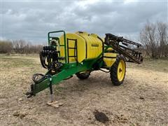 2009 Schaben 60' Pull-Type Sprayer