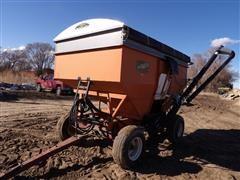 Bradford 240-316 Gravity Wagon