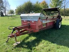 H&S 270 Two Speed Drive Manure Spreader