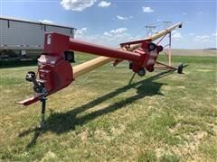 Westfield MK100-61 Grain Auger W/Swing Hopper