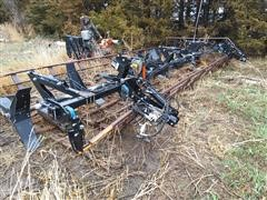 Patriot 8 Row Corn Reel