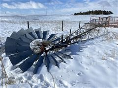 Aermotor 8' Windmill