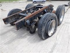 Peterbilt Cut Off Tandem Axle