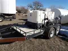 2005 Homemade T/A Chemical Trailer