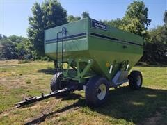 Parker 7250 Grain Chariot Gravity Wagon