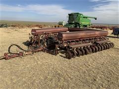 CrustBuster Folding Shovel Grain Drill