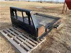 Bradford Built Flatbed w/ Toolbox