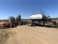 2005 Case SDX40 Air Seeder & Flexi-Coil Air Cart