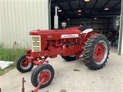 1957 McCormick Farmall 450 2WD Row-Crop Tractor