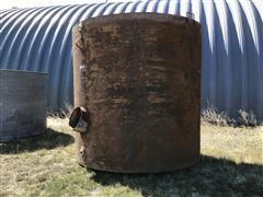 Homemade 340 Bushel Grain Tank