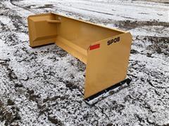 2020 Industrias America Snow Pusher