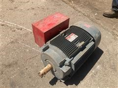 General Electric 20hp 3-Phase Electric Motor
