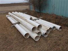 PIP Plastic Irrigation Pipe