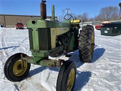 1960 John Deere 730 2WD Diesel Tractor