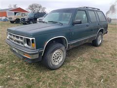 1994 Chevrolet S10 4 Door Blazer