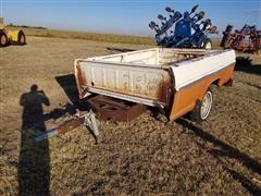 Ford Pickup Box Trailer