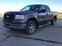 2006 Ford F150 XLT 4X4 Extended Cab Pickup