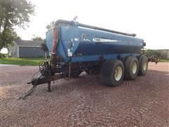 2003 SAC Balzer 7400 Liquid Manure Tanker Applicator
