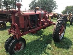 1937 Farmall F20 2WD Tractor