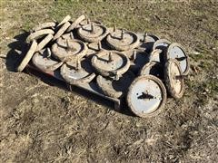 Great Plains Drill Closing Wheels
