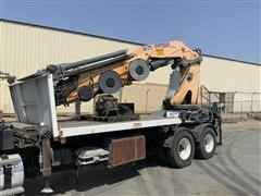 2006 COPMA 810.6 Knuckle Boom Crane W/Bed (ONLY)