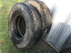 Bridgestone 10.00R-20 Truck Tires