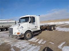 1998 Volvo VNL64T T/A Cab & Chassis