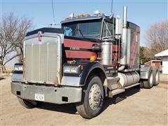 1991 Kenworth W900 T/A Truck Tractor