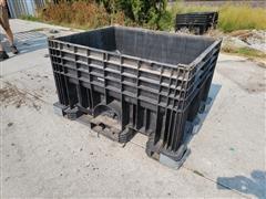 Buckhorn Pro Box Collapsible Seed Box Base