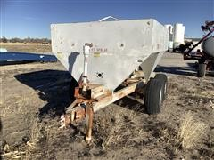 Dempster PTO Driven Dry Spreader