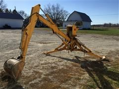 Long Super 1199 B 3-Pt Backhoe